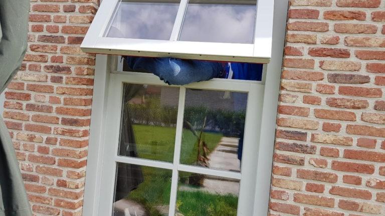 Politie Alkmaar houdt inbreker aan dankzij slimme getuige