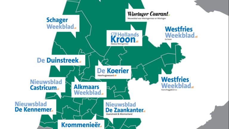 """Uitgever Koerier en Alkmaars Weekblad vraagt faillissement aan: """"Iedereen staat gewoon op straat"""""""