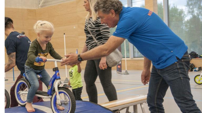 Zaterdag familiedag bij Wieler 3 Daagse met side events en loopfietsenraces 🗓
