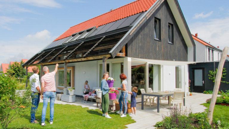 Duurzame Huizen Route met zestien deelnemende eigenaren in regio Alkmaar 🗓