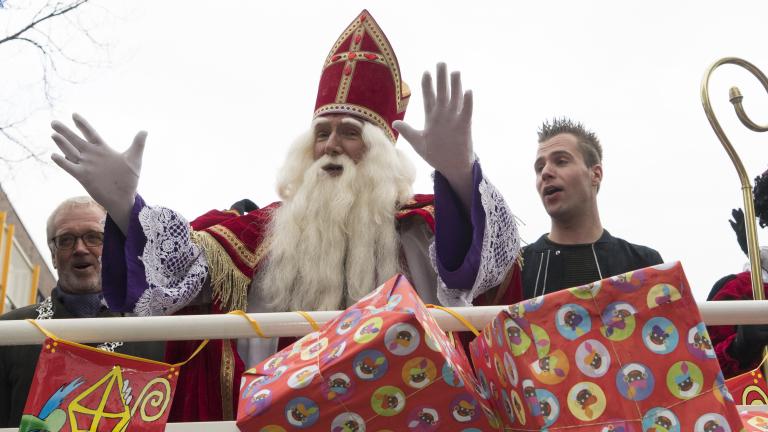 Intocht Sinterklaas in Oudorp op 23 november 🗓