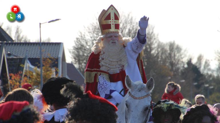 Koedijk verwelkomt Sinterklaas