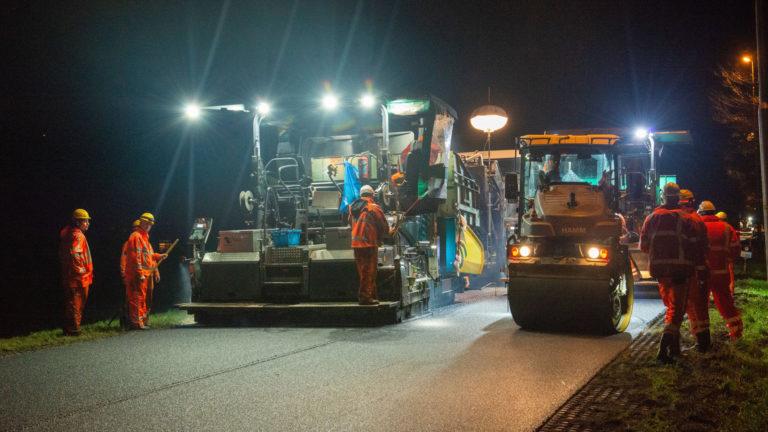 Weer tijdelijke afsluitingen N246 tussen Starnmeerdijk en Wormerveer - Alkmaar Centraal